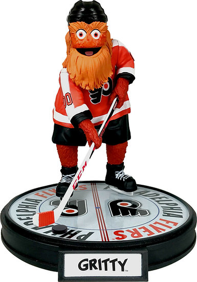 Gritty Mascot Philadelphia Flyers Import Dragons Action Figure