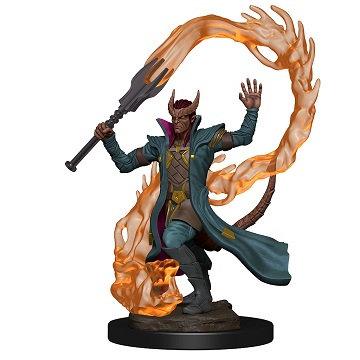 Dungeons & Dragons Premium Figures: Tiefling Male Sorcerer