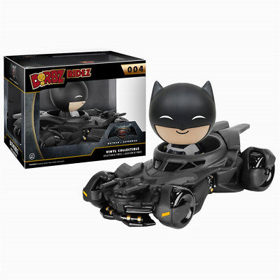 Batman Vs Superman Batmobile Dorbz Ridez Vinyl Collectible #004