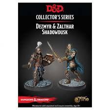 Dungeons & Dragons Collector's Series: Dezmyr & Zaltha Shadowdusk