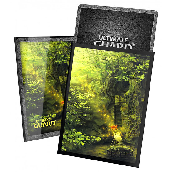 Ultimate Guard Forest Lands Edition II Artwork Sleeves
