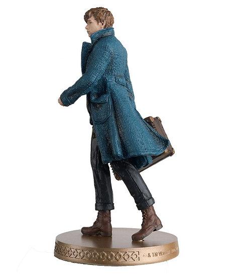 Wizarding World Figurine Collection 1/16 Newt Scamander 11 cm