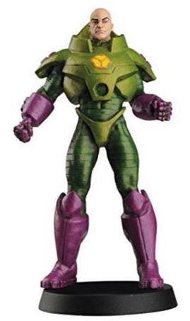 Eaglemoss DC comics super hero collection: #20 Lex Luthor Figurine