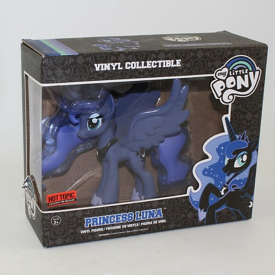Funko My Little Pony Collectible Vinyl Figure Princess Luna
