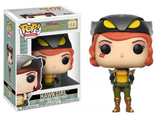 Pop! Heroes DC Comics Bombshells Vinyl Figure Hawkgirl #223 (Vaulted)