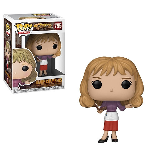 Pop! Television Cheers Vinyl Figure Diane Chambers #795