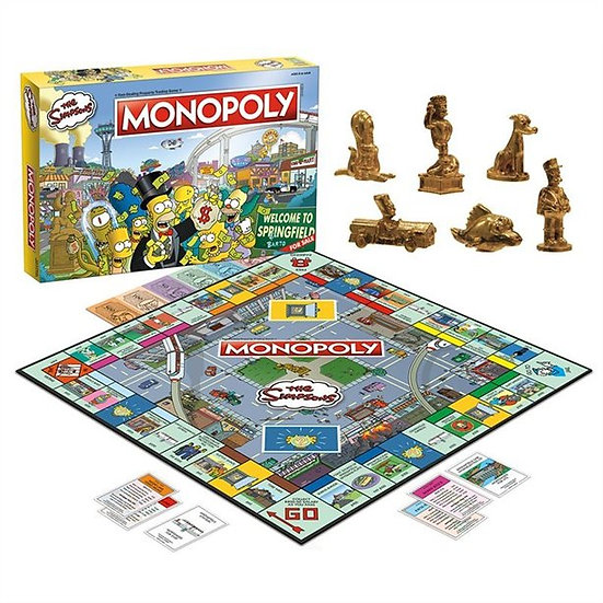 MONOPOLY®: THE SIMPSONS