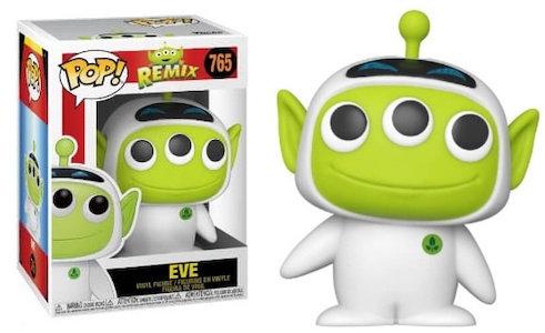 Pop! Disney Remix Vinyl Figure Eve (Alien) #765