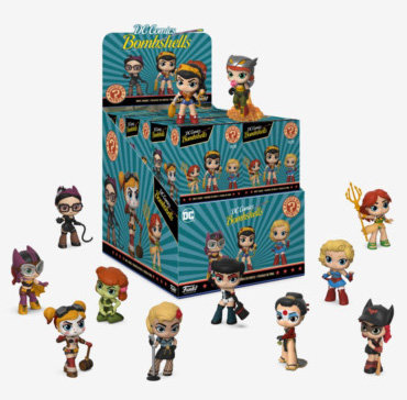 Funko Mystery Minis DC Bombshells Specialty Series Blind Box