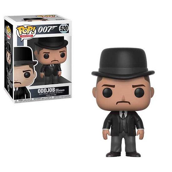 Pop! Movies 007 James Bond Vinyl Figure Oddjob #520