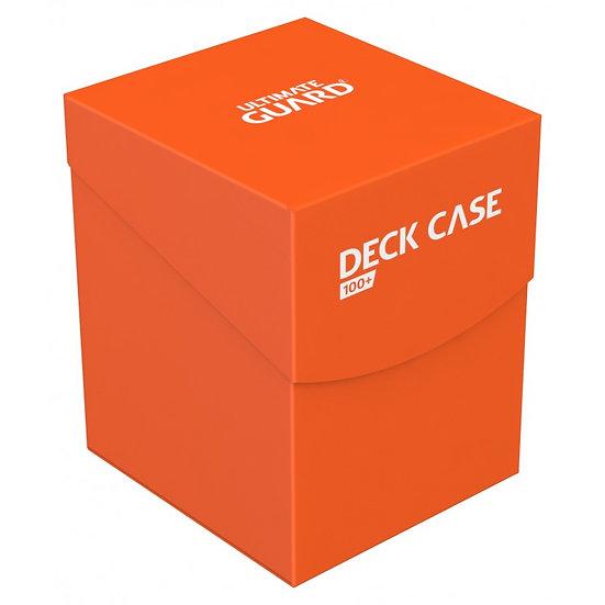 Ultimate Guard: Deck Case 100: Orange