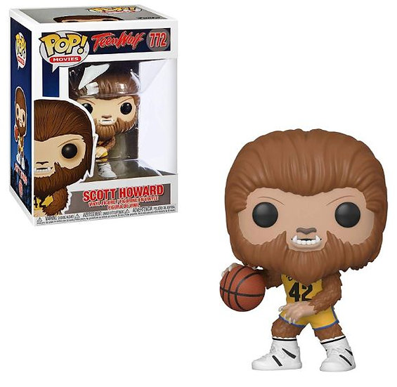 Pop! Movies Teen Wolf Vinyl Figure Scott Howard #772