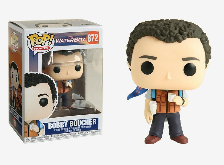 Funko Pop The Water Boy Bobby Bouche #872