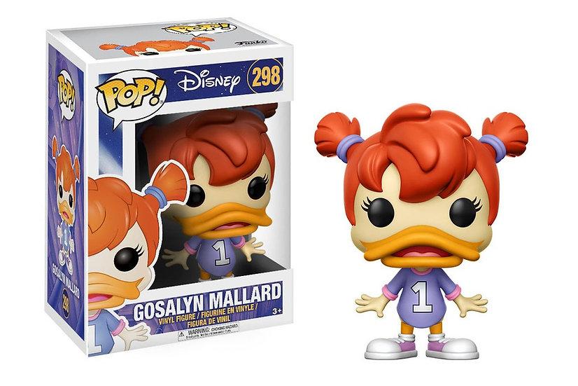 Pop! Disney Darkwing Duck Vinyl Figure Gosalyn Mallard #298 (Vaulted)