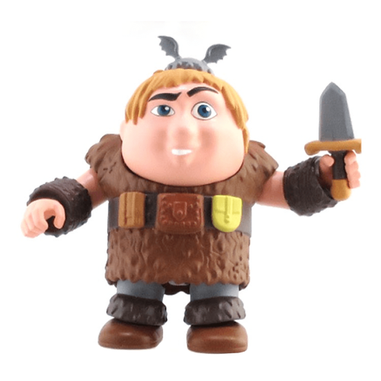 "How to Train Your Dragon - Fishlegs 3"" Vinyl Action Figure"