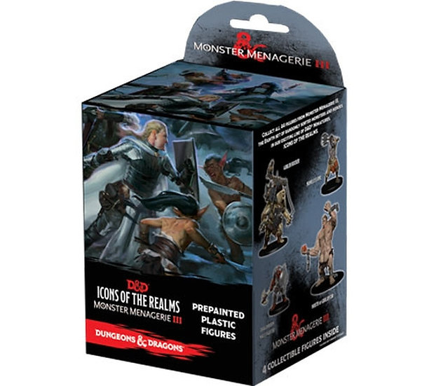 D&D Icons of the Realms Monster Menagerie 3: Booster Pack