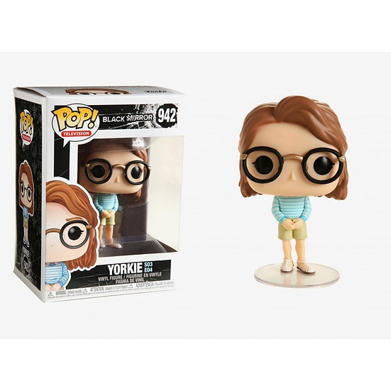 Funko Pop Black Mirror Yorkie #942