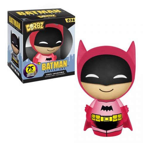 Dorbz Batman Pink 75th Anniversary Limited Series