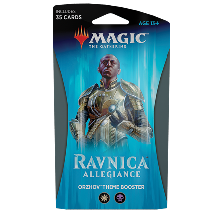 Magic the Gathering: Ravnica Allegiance: Themed Booster: ORZHOV