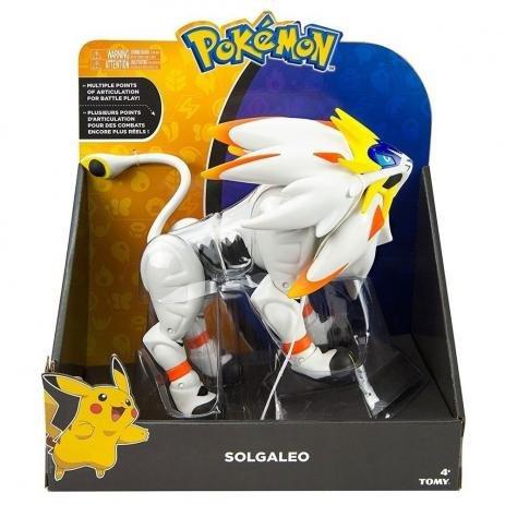 Articulated figure Solgaleo Pokemon legendary