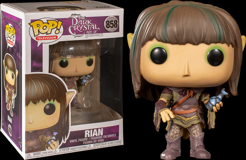 Pop! Television The Dark Crystal: Age of Resistance Vinyl Figure Rian #858