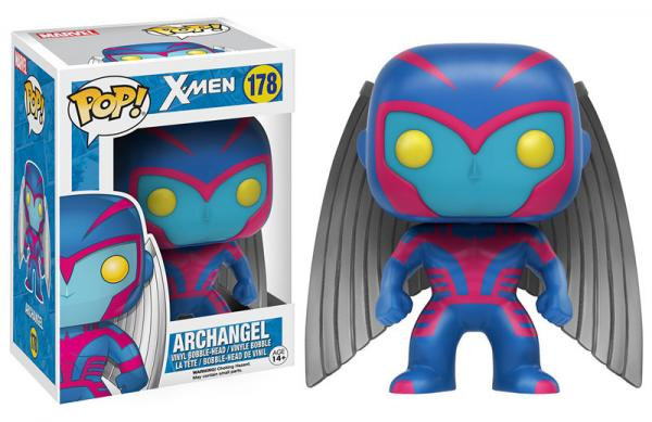 Pop! Marvel X-Men Vinyl Bobble-Head Archangel #178 (Vaulted)