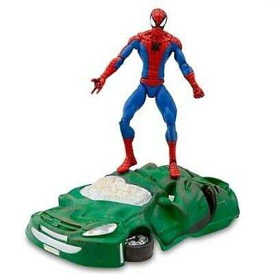 Marvel Select Spider-Man Action Figure With Car