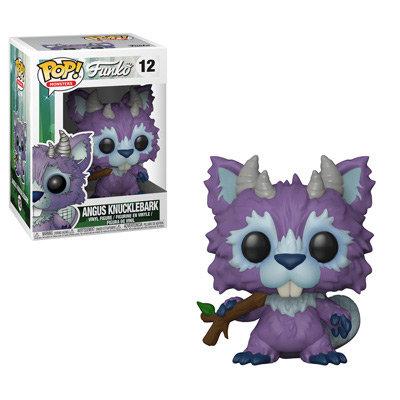 Pop! Monsters Vinyl Figure Angus Knucklebarn #12