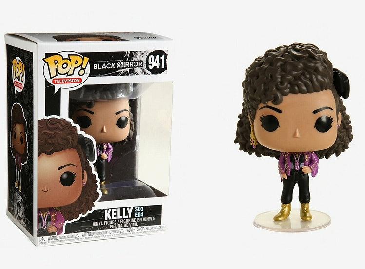 Funko Pop Black Mirror Kelly #941