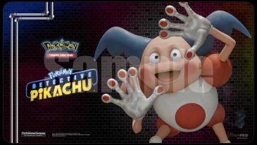 Pokémon: Detective Pikachu Playmat - Mr.Mime