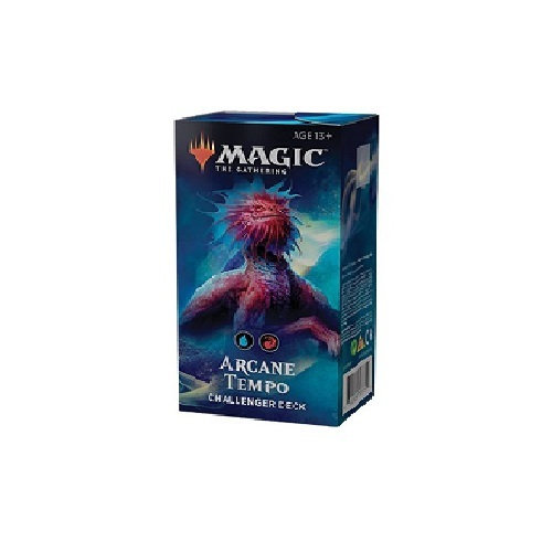 Magic the Gathering Challenger Decks 2019: Arcane Tempo