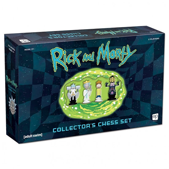 Chess: Rick and Morty