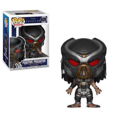Pop! Movies The Predator (2018) Vinyl Figure Fugitive Predator #620