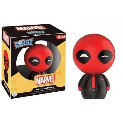 Dorbz Marvel Deadpool PX Previews Exclusive Vinyl Figure #006