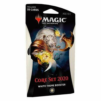 Magic the Gathering: Core Set 2020- Themed Boosters WHITE