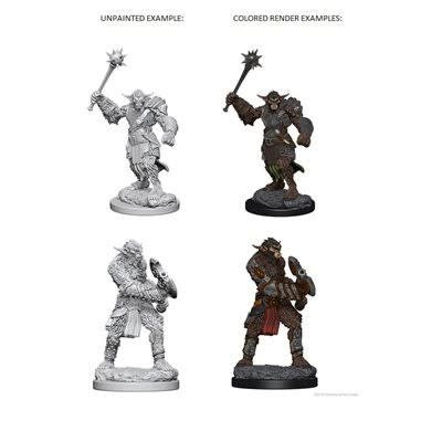 Dungeons & Dragons Nolzur's Marvelous Miniatures: Bugbears