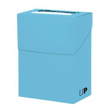 Ultra Pro Light Blue Deck Box