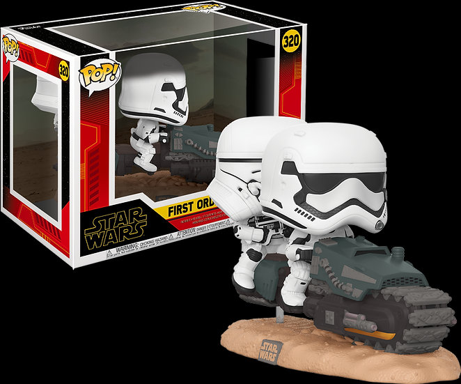 Pop! Movie Moments Star Wars The Rise of Skywalker First Order #320