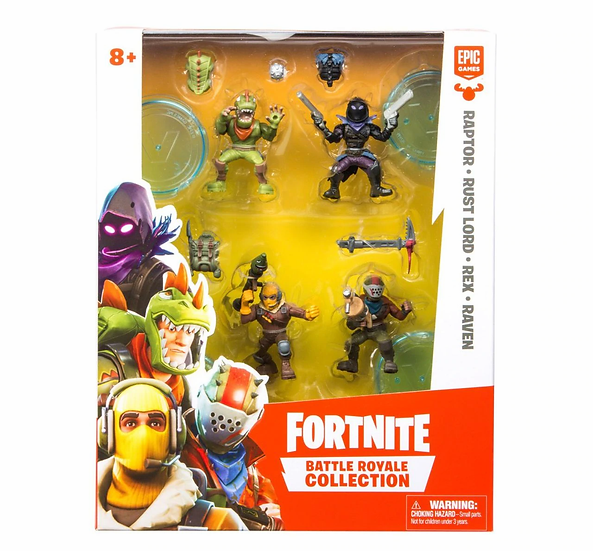Fortnite Battle Royale Figure Collection