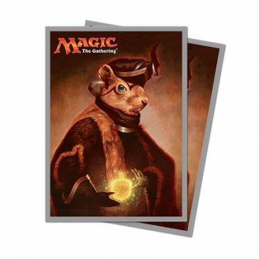 Unstable Earl of Squirrel Standard Deck Protector sleeves 120 Count