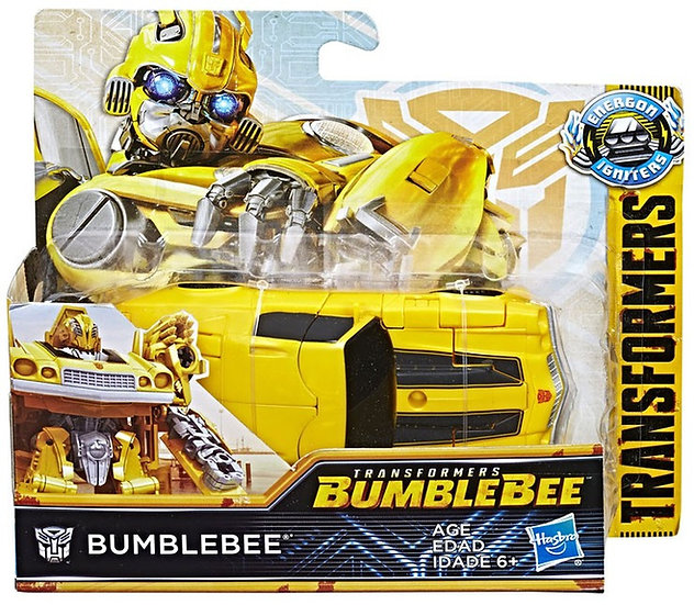 Transformers Bumblebee Movie Energon Igniters Power Bumblebee Action Figure