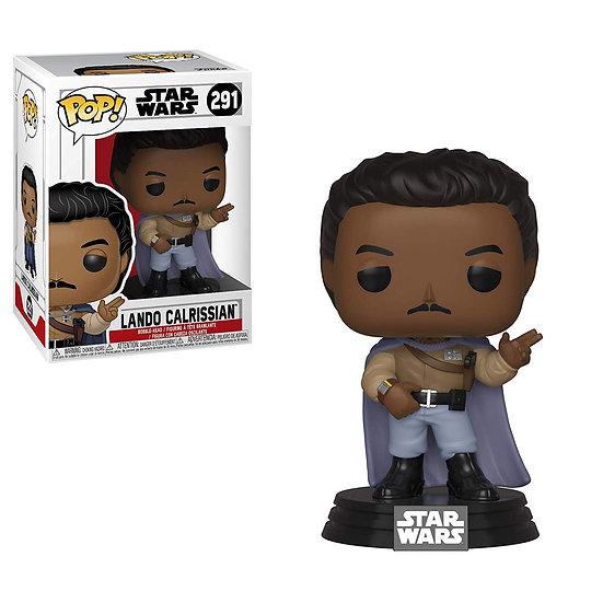 Pop! Star Wars Return of the Jedi Vinyl Bobble-Head Lando Calrissian #291