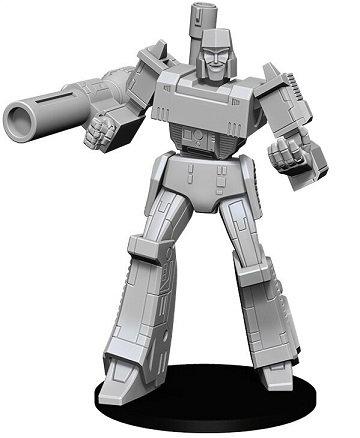 Transformers: Wizkids Unpainted Minis - Megatron