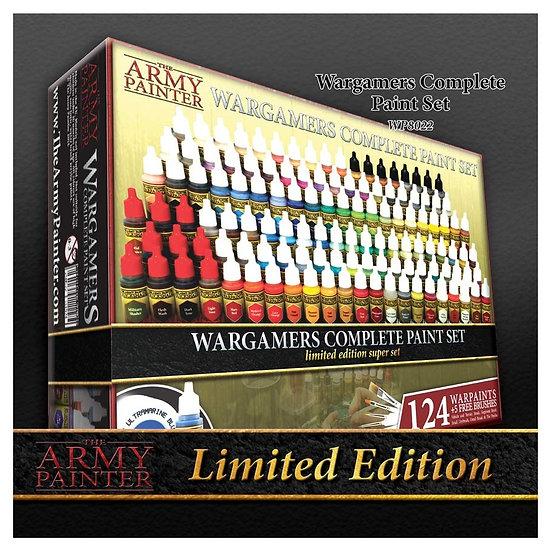 Army Painter: Warpaints: Wargamers Complete Paint Set