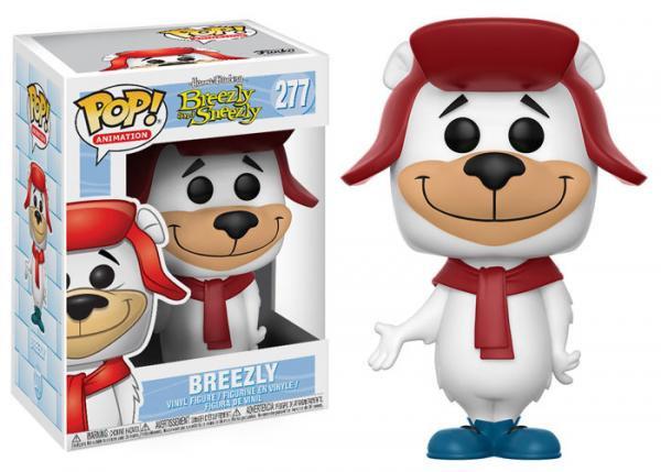 Pop! Animation Breezly & Sneezly Vinyl Figure Breezly #277 (Vaulted)