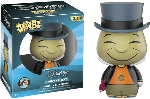 Dorbz Disney Jiminy Cricket Special Series Vinyl Figure