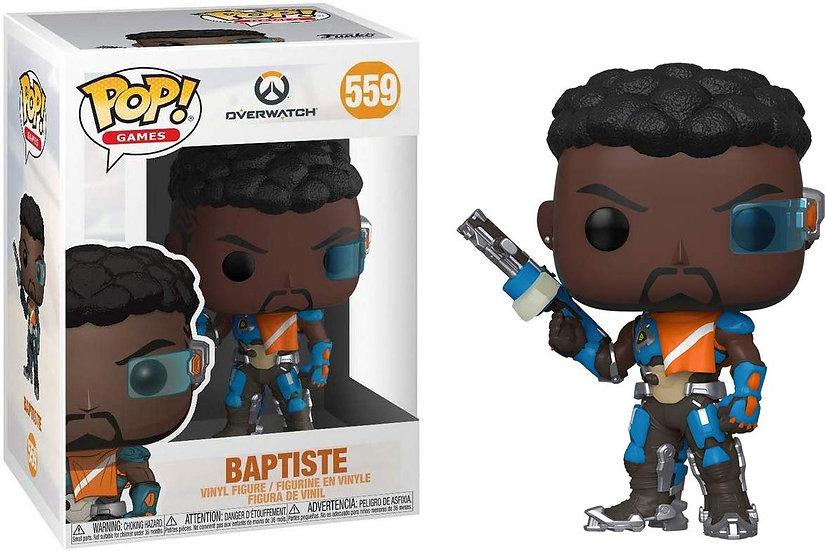 Pop! Games Overwatch Vinyl Figure Baptiste #559