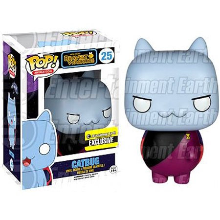 Funko Pop Bravest Warriors Catbug #25 EE Exclusive