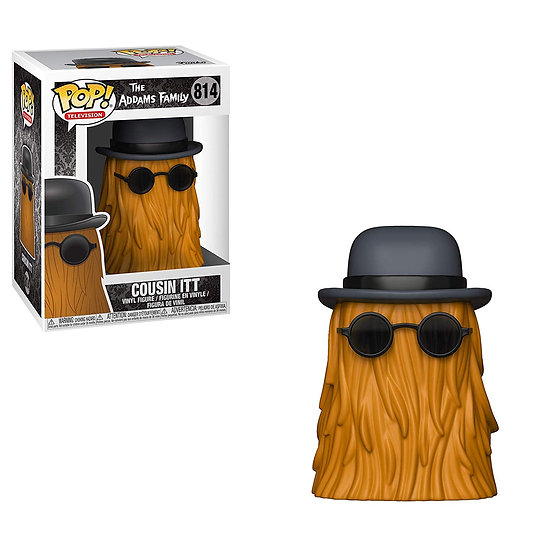 Pop! Television The Addams Family Vinyl Figure Cousin It #814