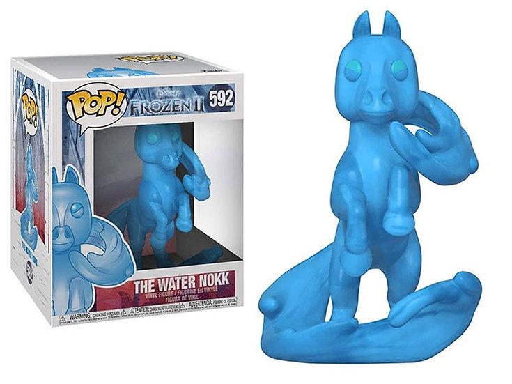 """Pop! Disney Frozen II Vinyl Figure 6"""" The Water Nokk #592"""